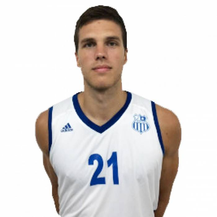 Photo of Dorde Simeunovic, 2018-2019 season