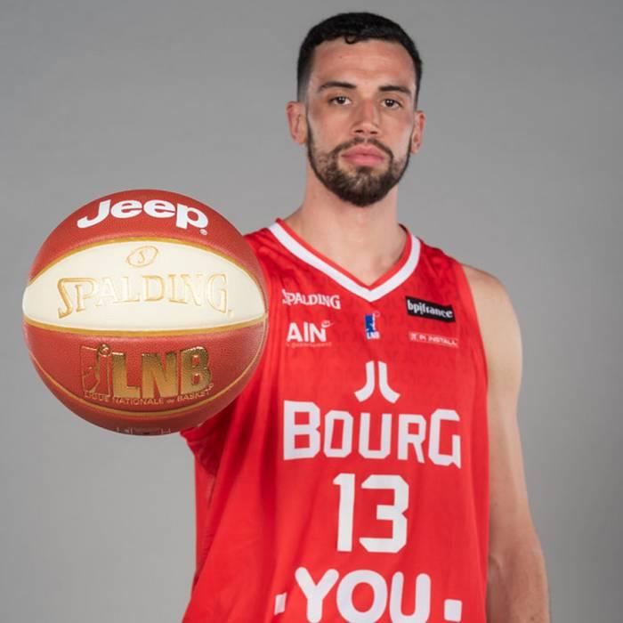 Photo de Pierre Pelos, saison 2020-2021