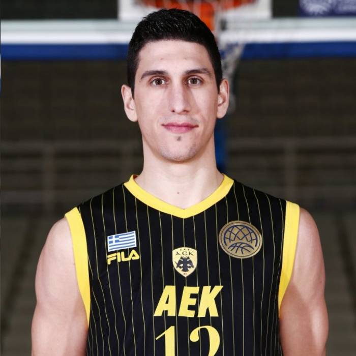 Photo of Giannoulis Larentzakis, 2018-2019 season