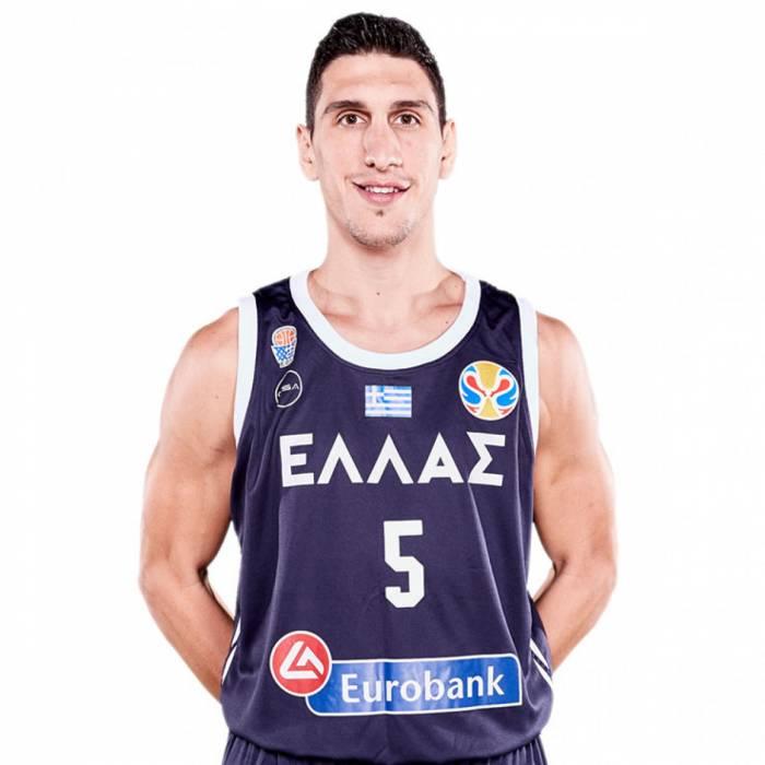 Photo de Giannoulis Larentzakis, saison 2019-2020