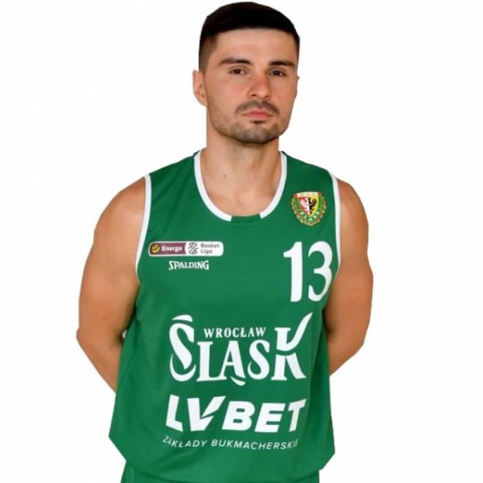 Photo of Norbert Kulon, 2019-2020 season
