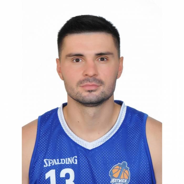 Photo of Norbert Kulon, 2020-2021 season