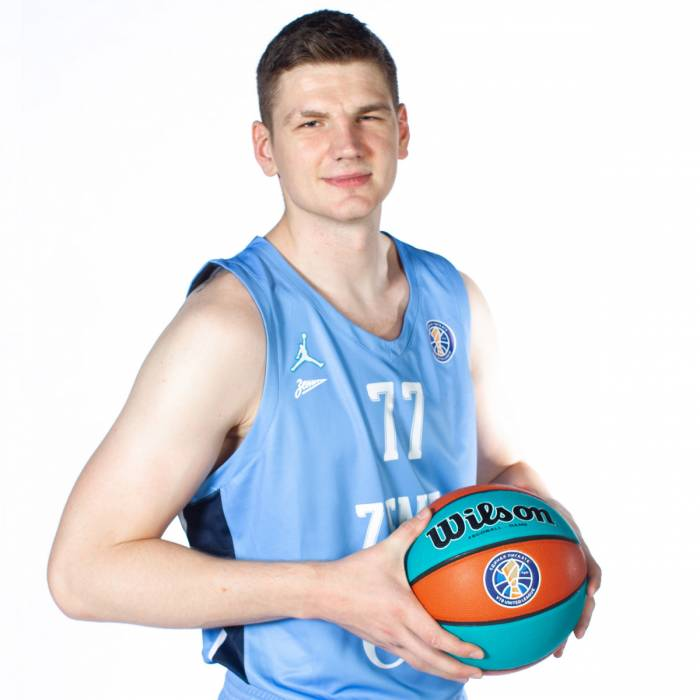 Photo de Arturas Gudaitis, saison 2020-2021