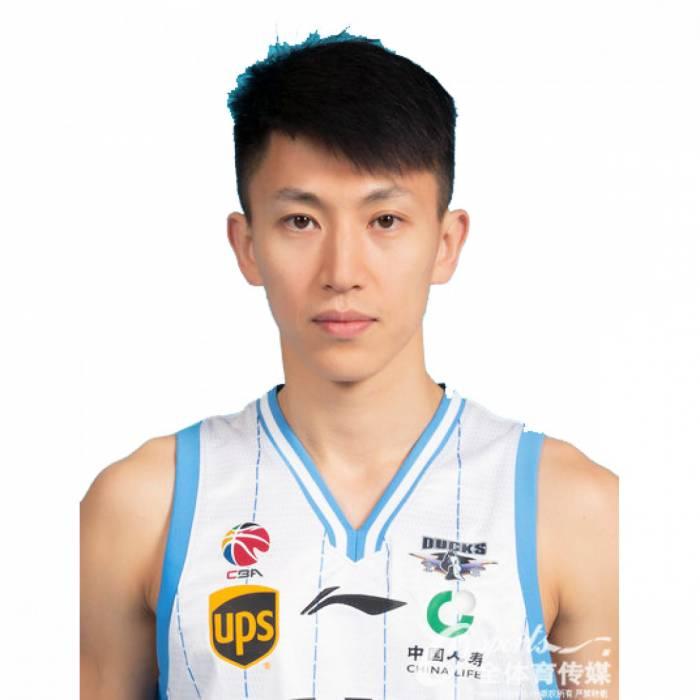 Photo of Xiaoyu Liu, 2019-2020 season