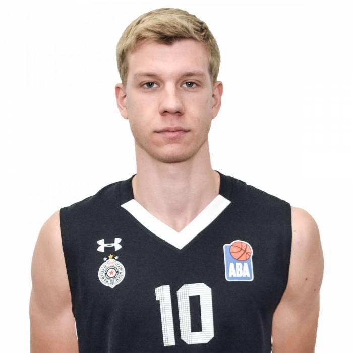 Photo de Ognjen Jaramaz, saison 2019-2020
