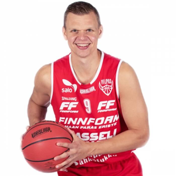 Photo de Teemu Rannikko, saison 2019-2020
