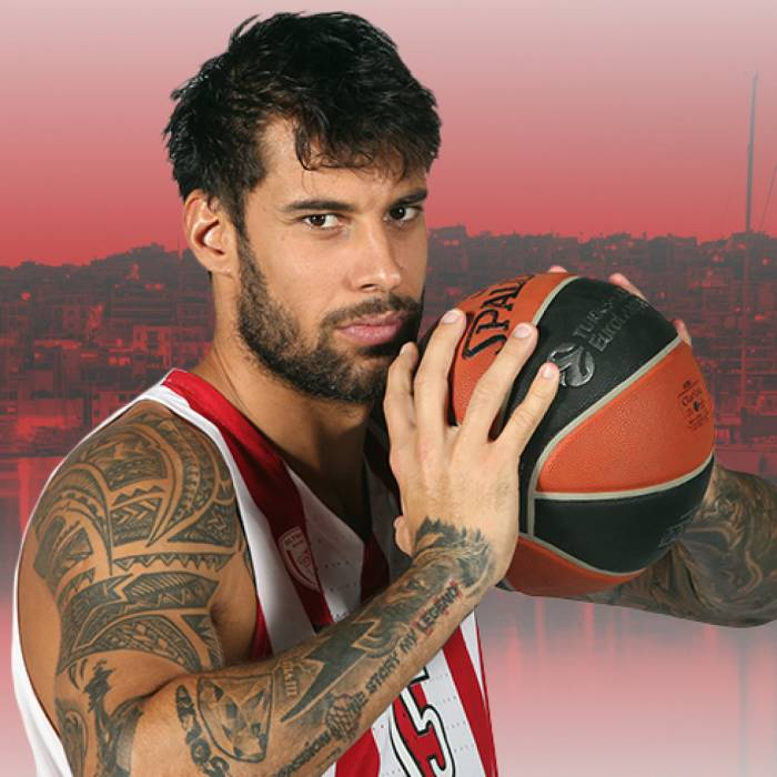 Photo of Georgios Printezis, 2018-2019 season