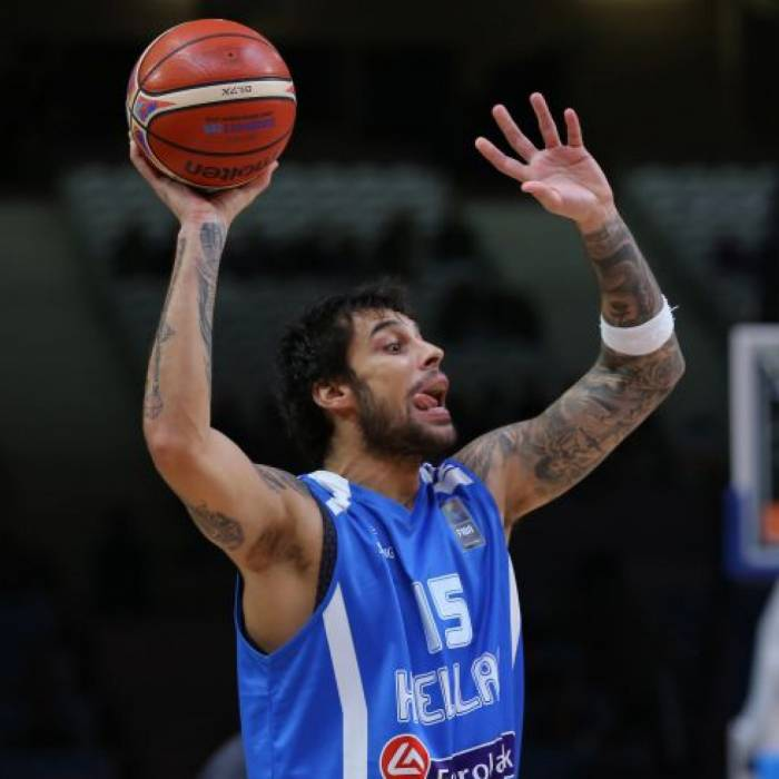 Photo of Georgios Printezis, 2015-2016 season