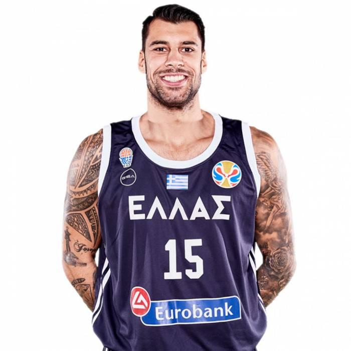 Photo of Giorgos Printezis, 2019-2020 season