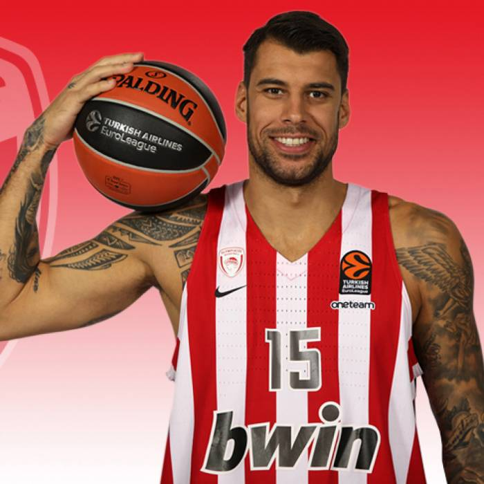 Photo of Georgios Printezis, 2019-2020 season