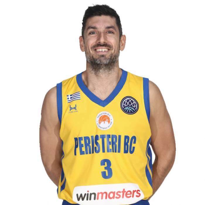 Photo de Vasilis Xanthopoulos, saison 2019-2020