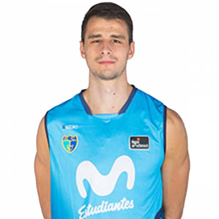 Photo of Nemanja Dangubic, 2019-2020 season