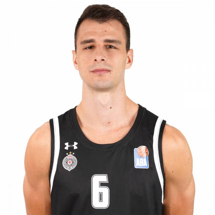 Photo de Nemanja Dangubic, saison 2020-2021