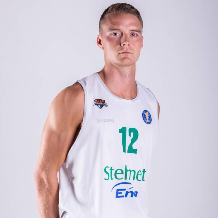 Photo de Ludvig Hakanson, saison 2019-2020