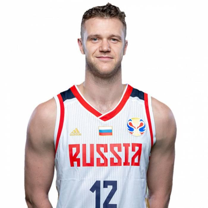 Photo de Andrey Zubkov, saison 2019-2020