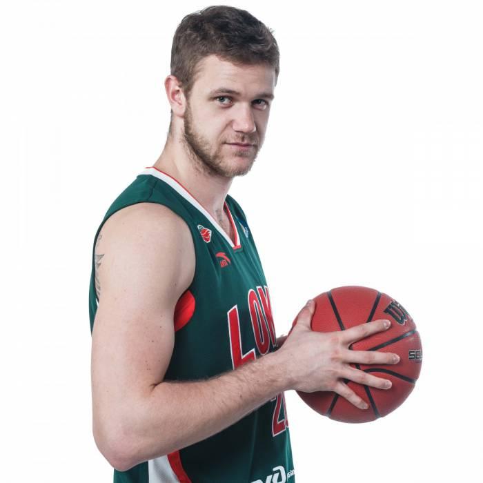 Photo de Andrey Zubkov, saison 2016-2017