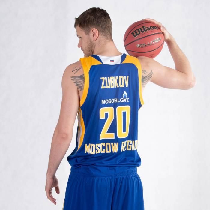 Photo de Andrey Zubkov, saison 2017-2018