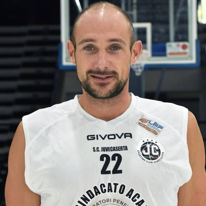 Marco Cusin, Basketball player | Proballers