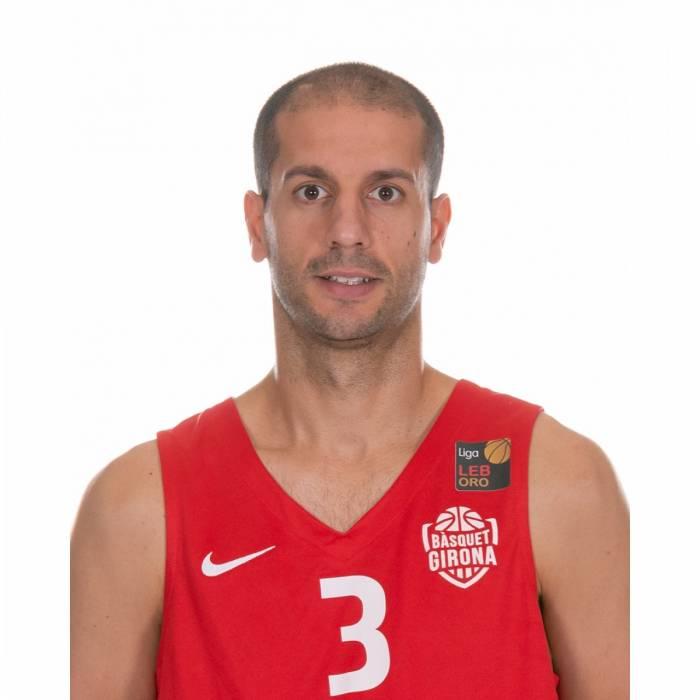 Photo de Albert Sabat, saison 2020-2021