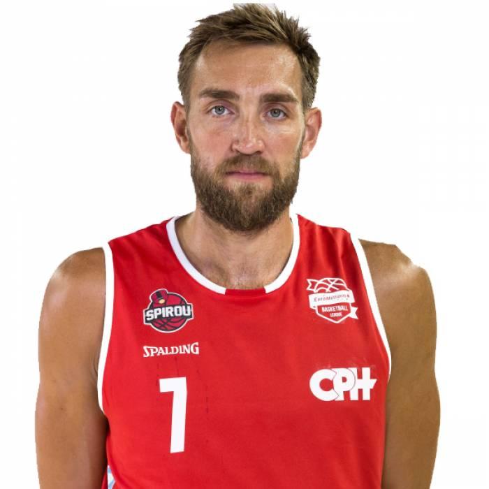 Photo de Axel Hervelle, saison 2018-2019