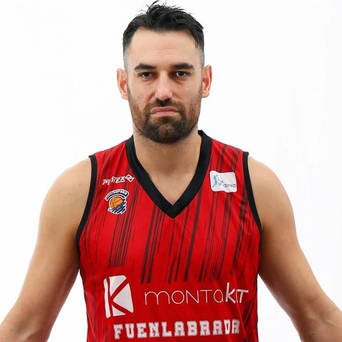 Photo de Marko Popovic, saison 2018-2019