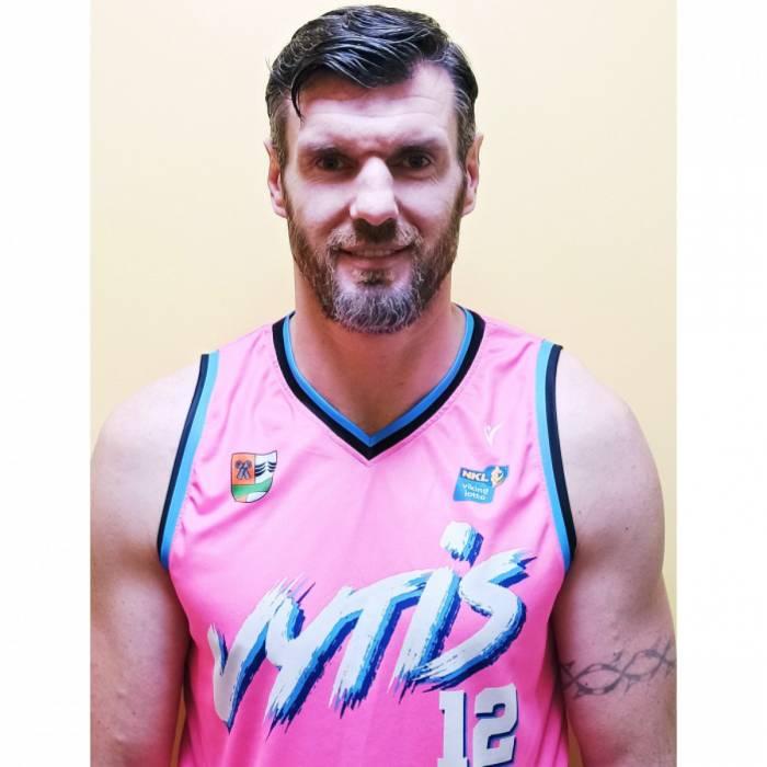 Photo of Ksystof Lavrinovic, 2020-2021 season