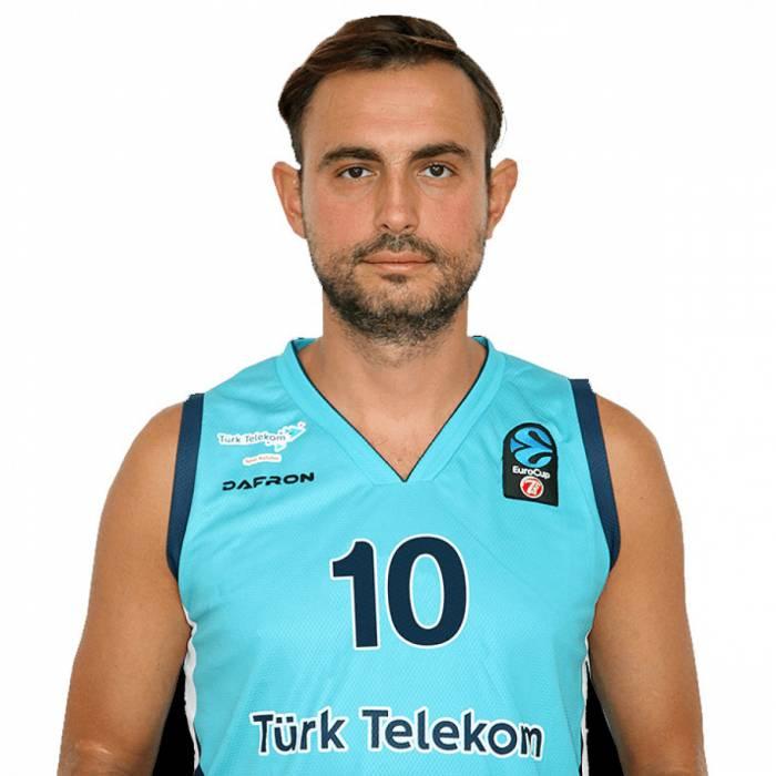 Photo of Ender Arslan, 2018-2019 season