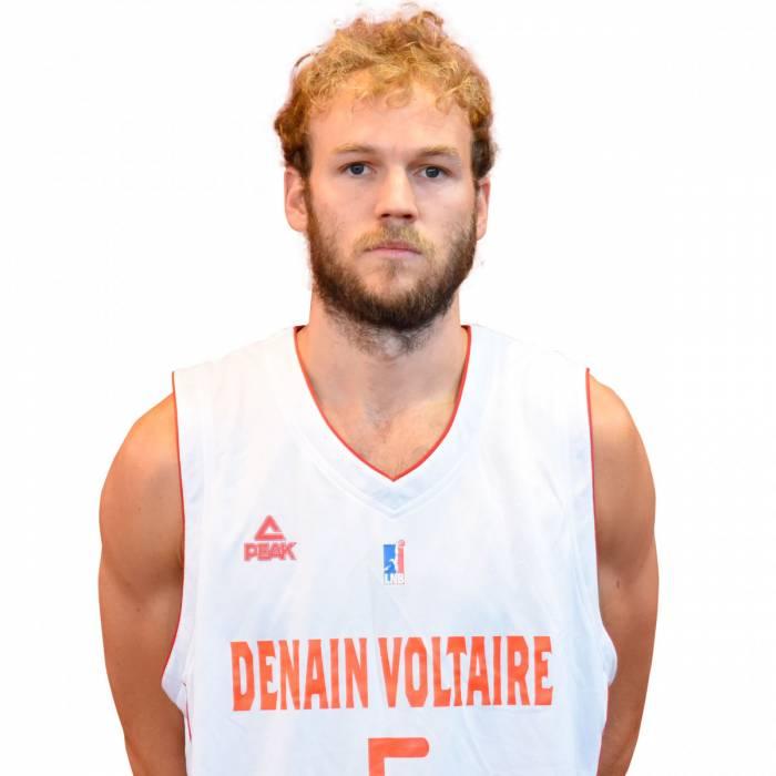 Photo de Pierric Poupet, saison 2019-2020