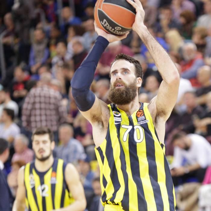 Photo de Luigi Datome, saison 2018-2019