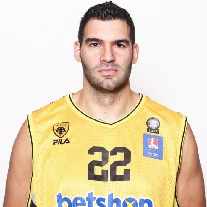 Photo of Dimitrios Mavroeidis, 2019-2020 season