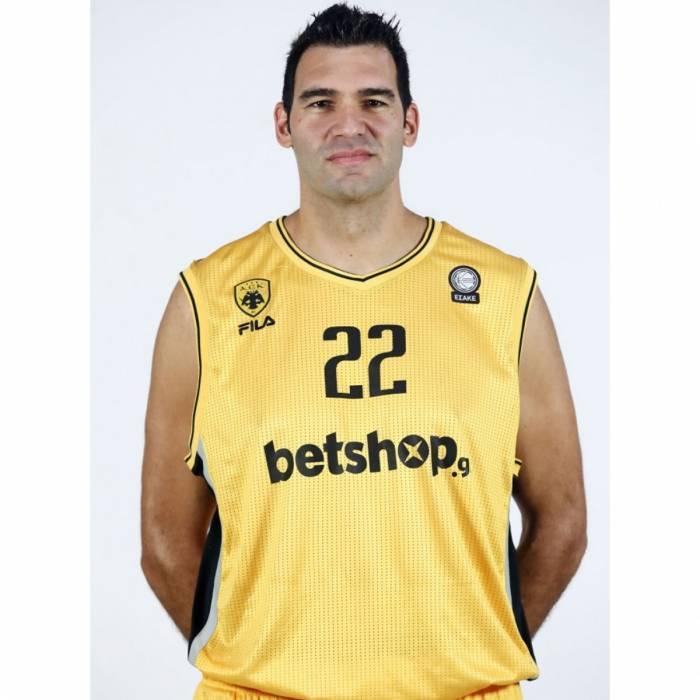 Photo de Dimitrios Mavroeidis, saison 2020-2021
