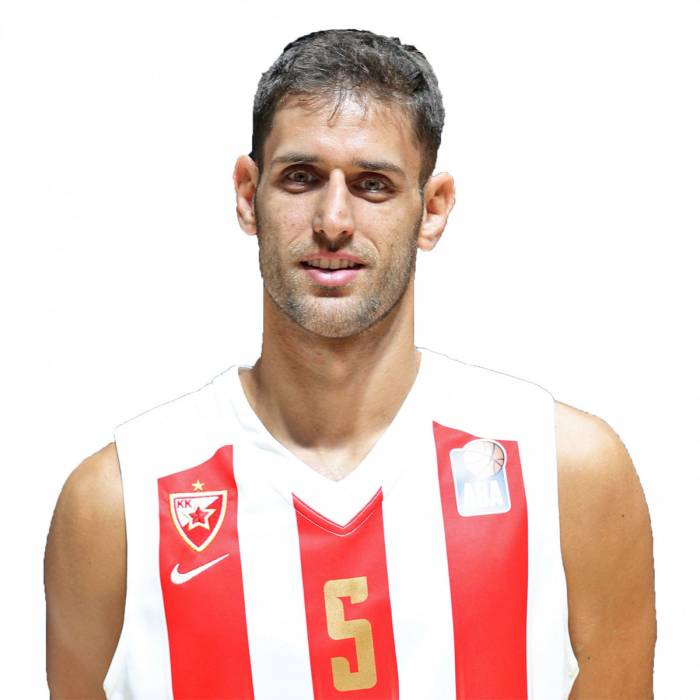 Photo of Efstratios Perperoglou, 2018-2019 season