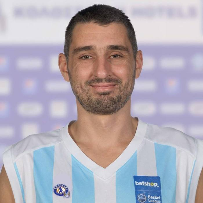 Photo of Giannis Georgalis, 2018-2019 season