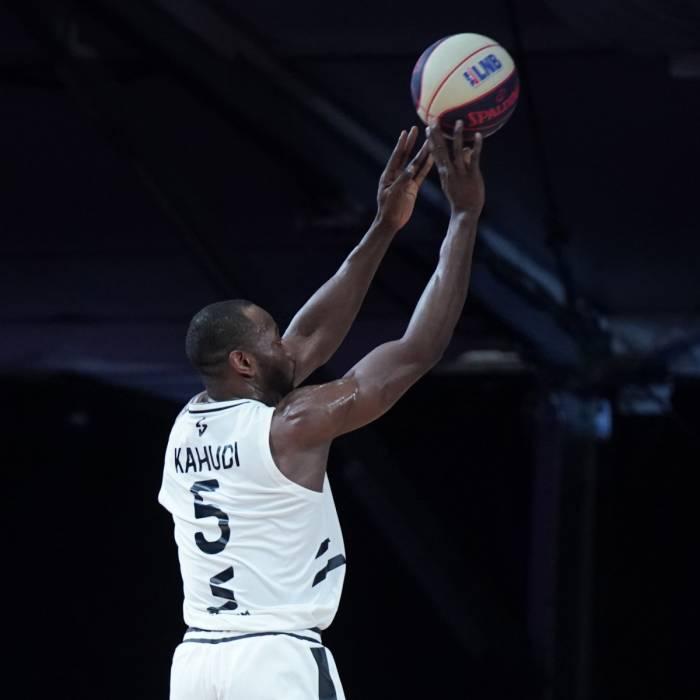 Photo of Charles Kahudi, 2019-2020 season