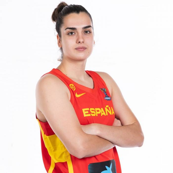 Photo of Paula Ginzo, 2021-2022 season