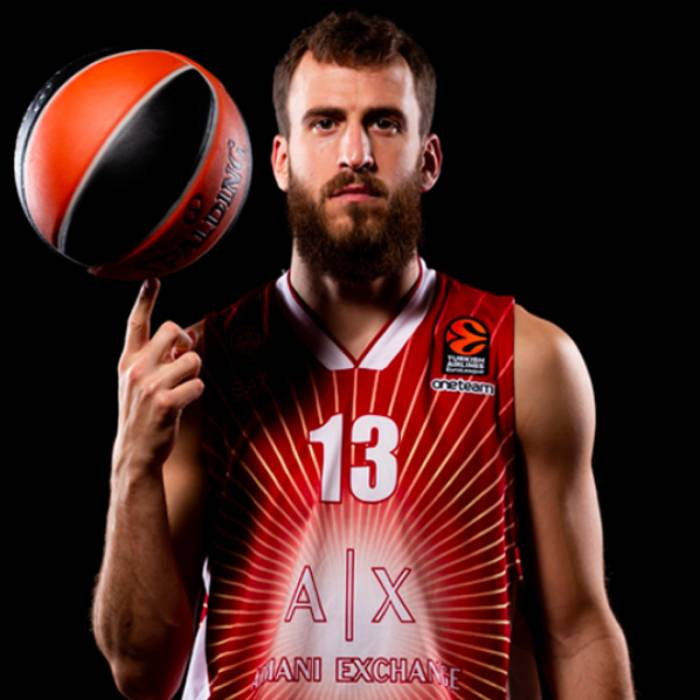 Photo de Sergio Rodriguez, saison 2019-2020