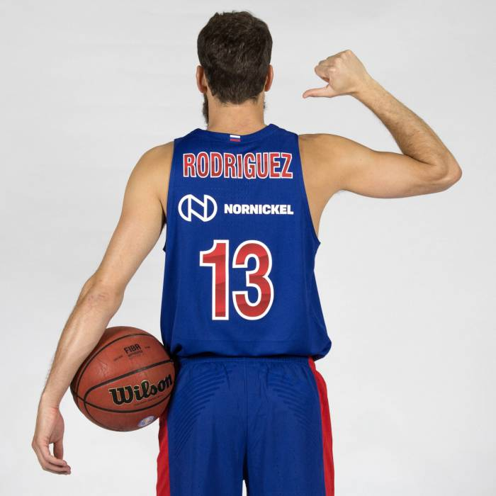 Photo de Sergio Rodriguez, saison 2018-2019
