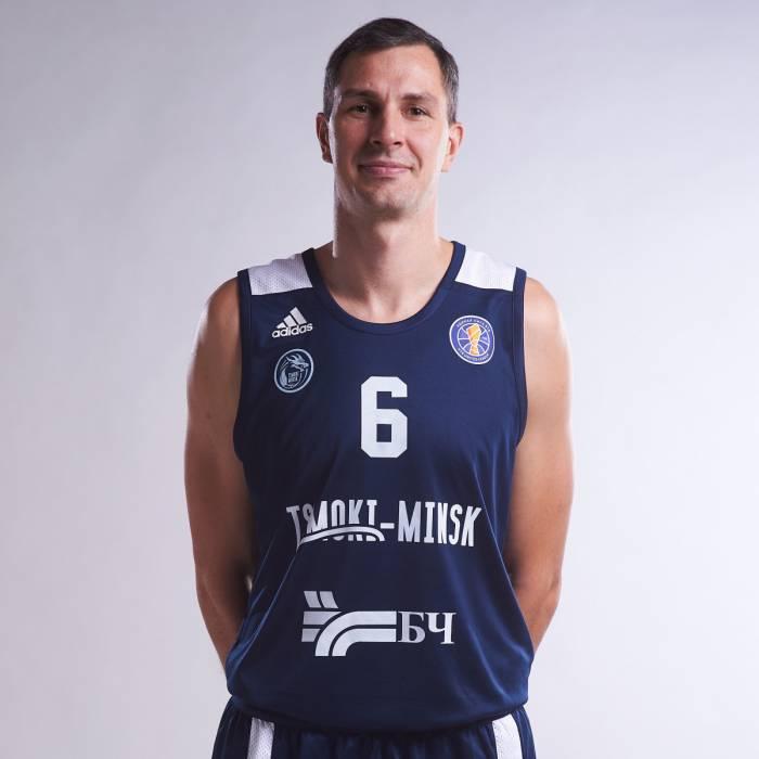 Photo de Aliaksei Trastsinetski, saison 2020-2021