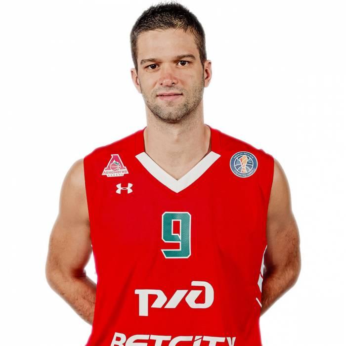 Photo of Mantas Kalnietis, 2019-2020 season