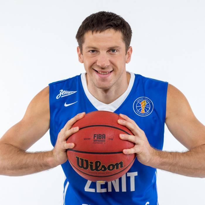 Photo de Evgeny Voronov, saison 2017-2018