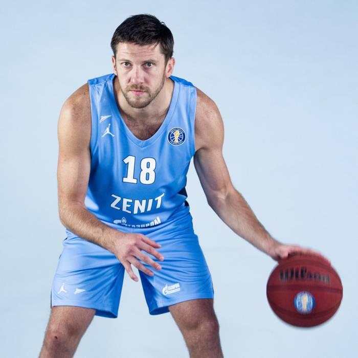 Photo de Evgeny Voronov, saison 2019-2020