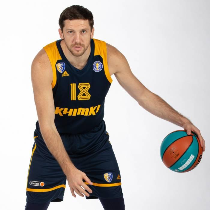 Photo de Evgeny Voronov, saison 2020-2021