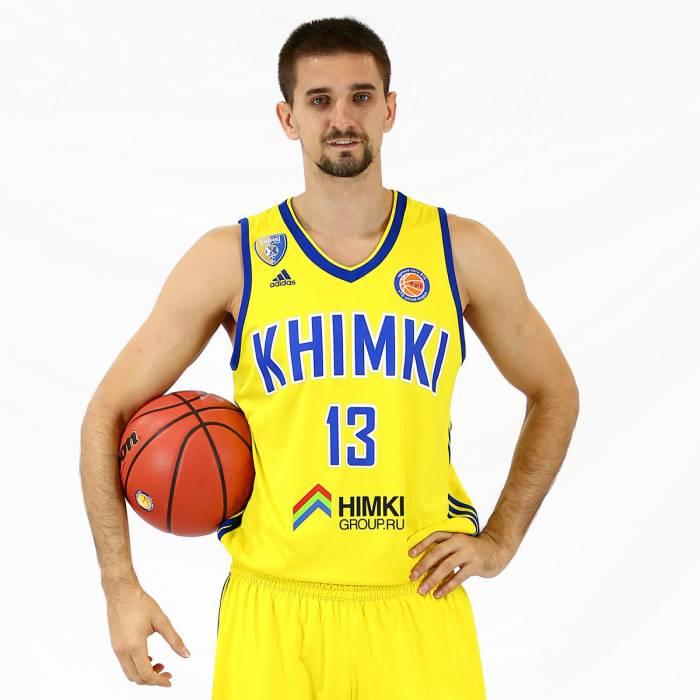 Photo of Walerij Lichodiej, 2016-2017 season
