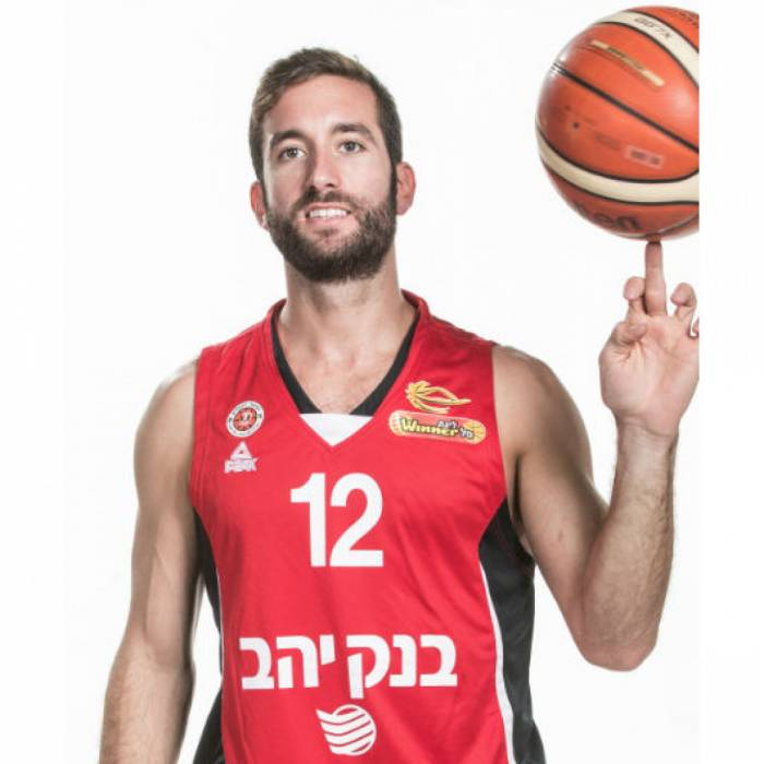 Photo de Yogev Ohayon, saison 2018-2019
