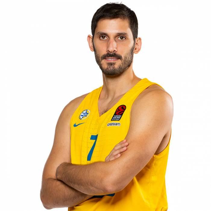 Foto de Omri Casspi, temporada 2019-2020