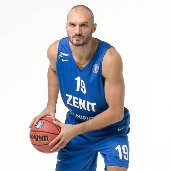 Photo of Marko Simonovic, 2018-2019 season