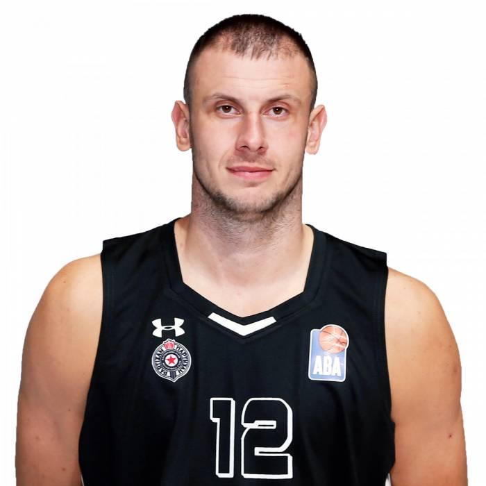 Photo of Novica Velickovic, 2018-2019 season