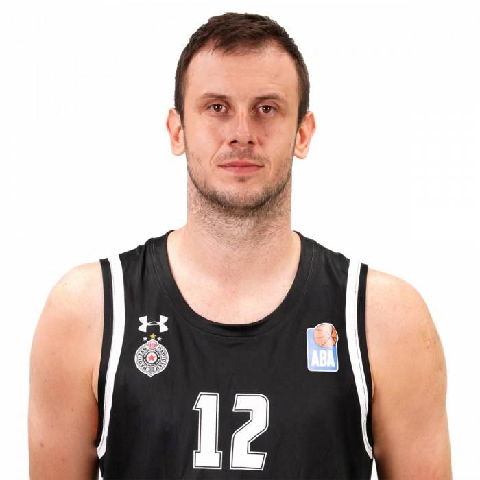 Photo of Novica Velickovic, 2020-2021 season