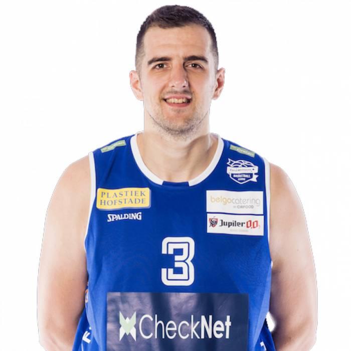 Photo de Ivan Maras, saison 2019-2020