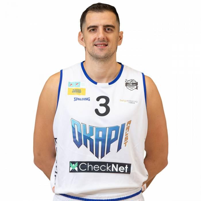 Photo de Ivan Maras, saison 2020-2021